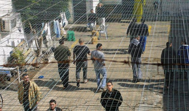 50 Filistinli tutuklu açlık grevine başladı