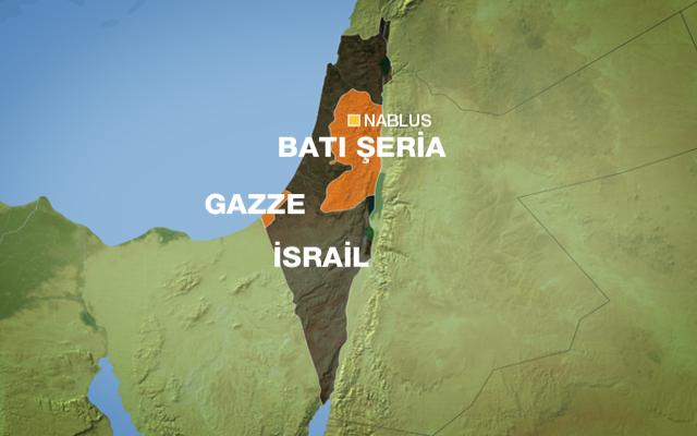 İsrail askerleri 2 Filistinliyi vurarak yaraladı
