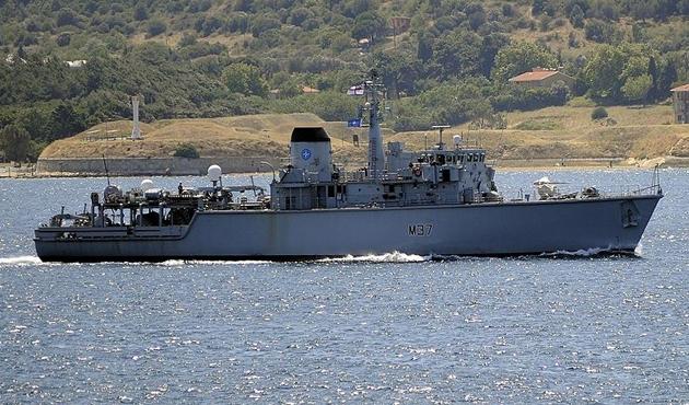 İtalya'dan Libya'ya deniz gücü