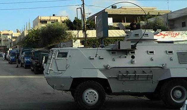 Mısır'da devriye gezen polislere silahlı saldırı: 2 ölü, 3 yaralı