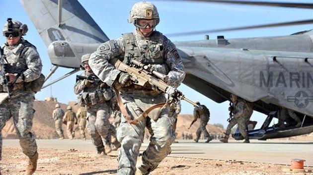 ABD askerleri yeniden Yemen'de