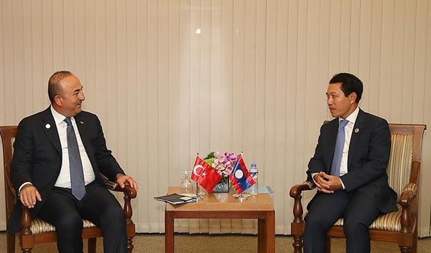 Dışişleri Bakanı Çavuşoğlu Filipinler'de