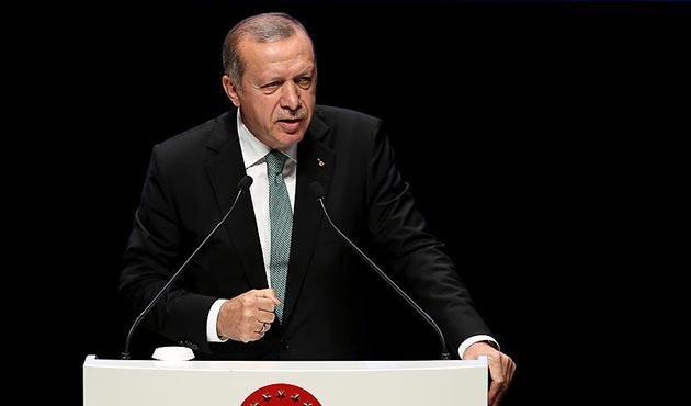 Cumhurbaşkanı Erdoğan'dan Diyanet'e 'FETÖ' eleştirisi