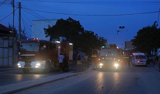 Somali'de bombalı araçla saldırı: 2 ölü, 5 yaralı