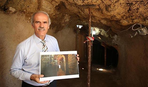 'Bursa'nın zindanları' 2 bin 500 yıl öncesine ışık tutacak