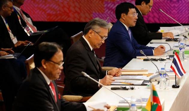 Çin'den ABD ve Kuzey Kore'ye 'itidal' çağrısı