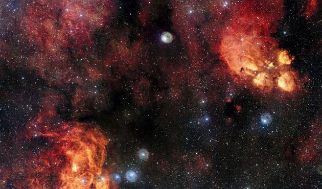 NASA: Dünyanın manyetik alanında gizli geçitler var