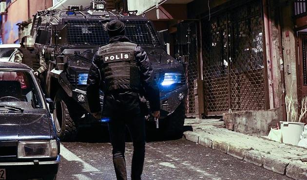 İstanbul'da saldırı hazırlığındaki DEAŞ'lılara operasyon