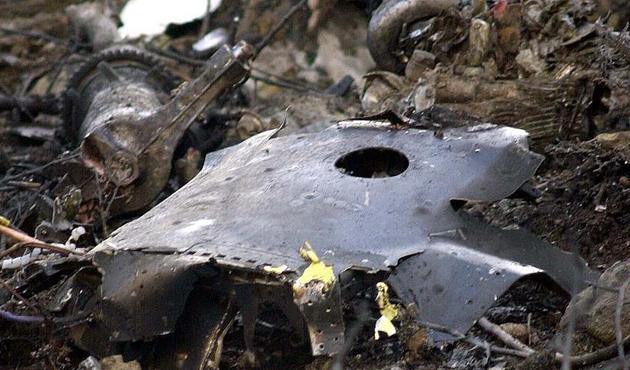 Avustralya'da düşen ABD askeri uçağının enkazı bulundu