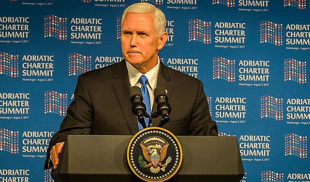 ABD Başkan Yardımcısı'ndan 'başkanlık' iddialarına cevap