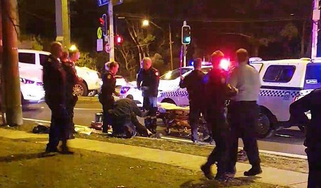 Avustralya'daki araçlara asitli saldırı