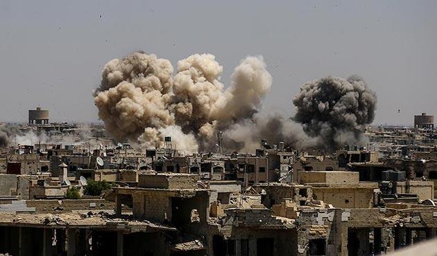 Esed güçleri 'çatışmasızlık bölgeleri'nde sivilleri vurdu
