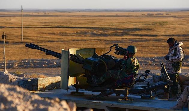 Telafer'i DEAŞ'tan kurtarma operasyonu hazırlıkları tamam