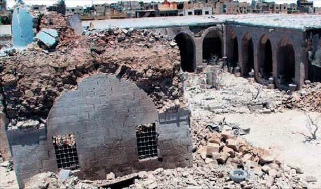 Esed rejimi, geçen ay en az 244 varil bombası attı