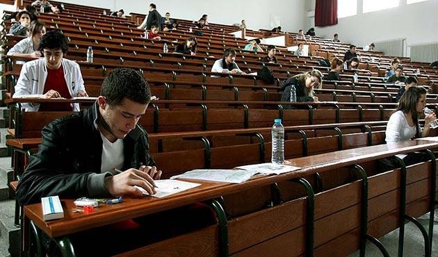 Üniversiteye girişte 'tek sınav' modeli