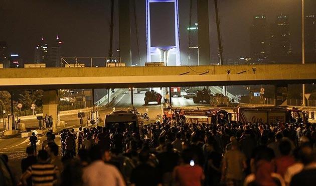 15 Temmuz Şehitler Köprüsü iddianamesi kabul edildi