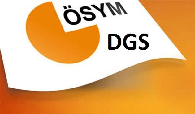 DGS adaylarına 'eğitim bilgilerini güncelleme' uyarısı