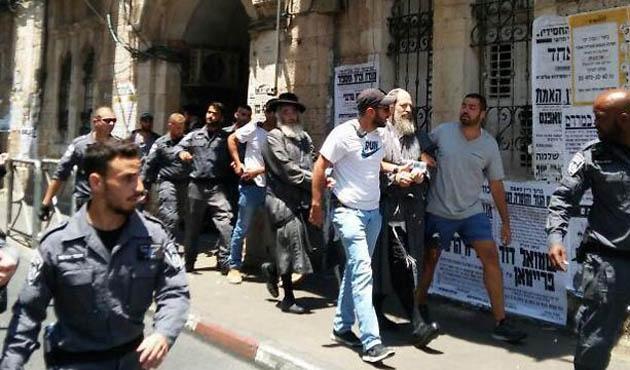 İsrail'de askere gitmeme kavgası
