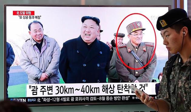 Kuzey Kore'den cevap: Trump çıldırmış