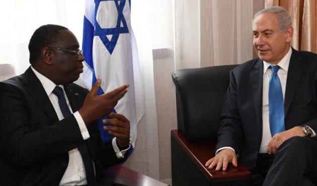 Senegal ve Gine'den İsrail'e ilk elçi