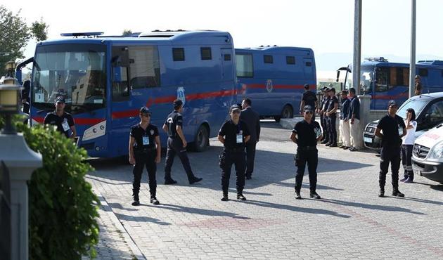Erdoğan'a suikast timi davasında dördüncü duruşma