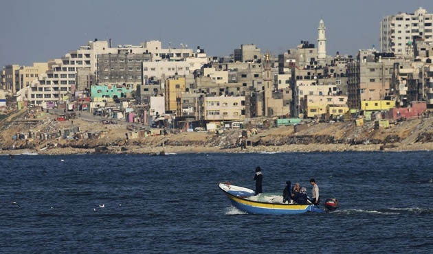 İsrail'den Gazze denizine kadar yeraltı duvarı