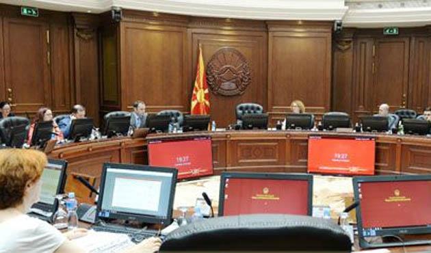 Makedonya resmi kurumlarında Türk izi
