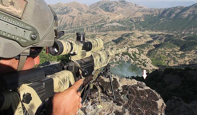 Son bir haftada 32 PKK'lı etkisiz hale getirildi