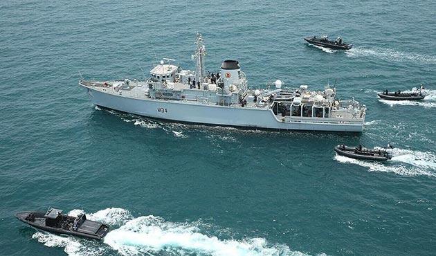 İngiltere ile Katar'ın üçüncü ortak askeri tatbikatı sona erdi
