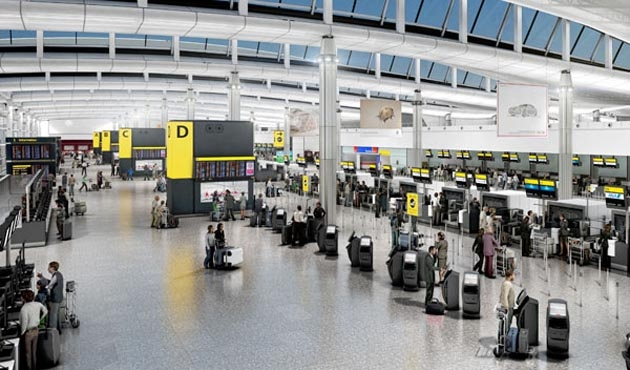 Birleşik Krallık'tan havaalanında alkol sınırlaması