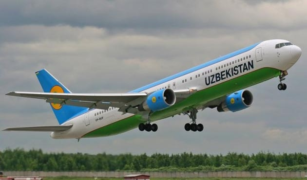 Semerkant ve İstanbul arasında düzenli uçuşlar başlayacak