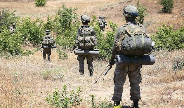 PKK'ya yönelik operasyonlarda 373 şüpheli yakalandı