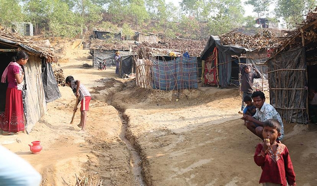 Avrupa Rohingya Konseyi Başkanı'ndan AB ve BM'ye çağrı