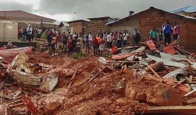 Afrika Birliği'nden Sierra Leone için dünyaya yardım çağrısı