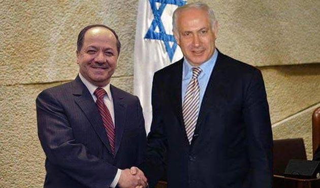 IKBY'nin referandum kararına tek destek İsrail'den