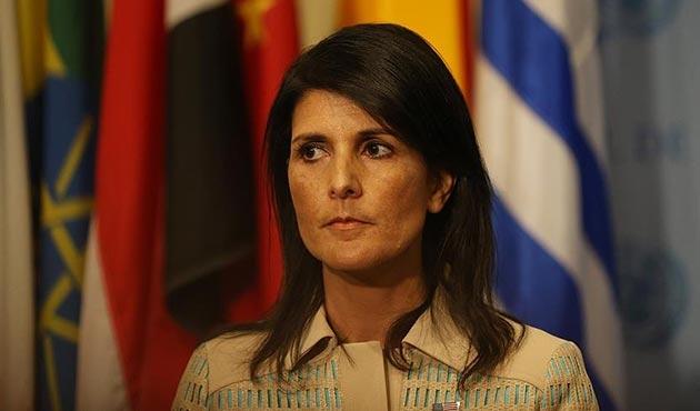 ABD'den İran için 'nükleer açıklaması'