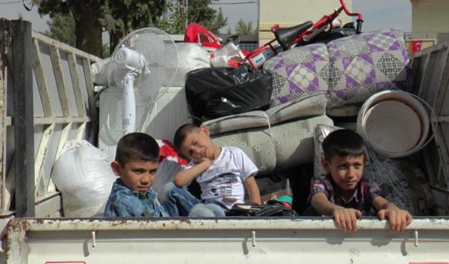 48 bin Suriyeli Cerablus'a döndü