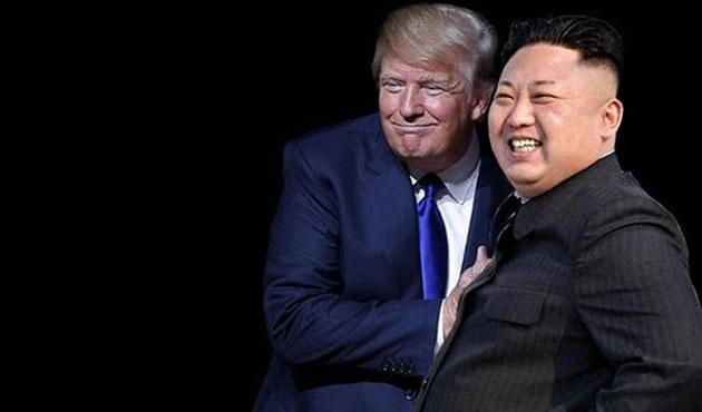 Trump'tan Kuzey Kore liderine övgü