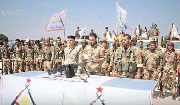PKK, Suriye'de 'Kuvvet-i Suvvar' tümeni kurdu