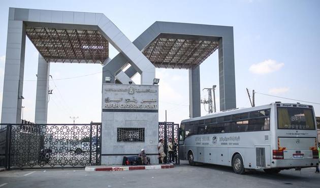 Refah Sınır Kapısı'nın doğusunda intihar saldırısı