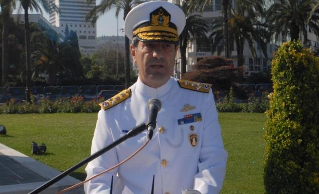 İbrahim Kalın: Donanma Komutanı Veysel Kösele istifa etti
