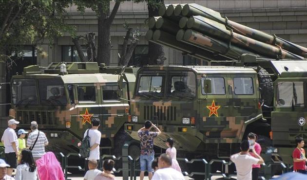 Çin Askeri Müzesi kapılarını halka açtı