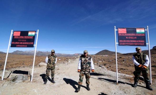 Çin'den Hindistan'a sınır ihlali tepkisi