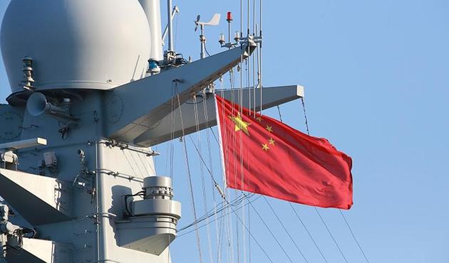 Çin savaş gemileri Japonya ile ihtilaflı takım adalarda
