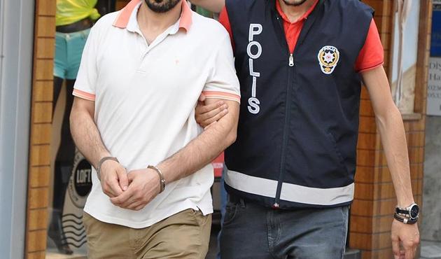 Malatya'da FETÖ operasyonunda 9 gözaltı