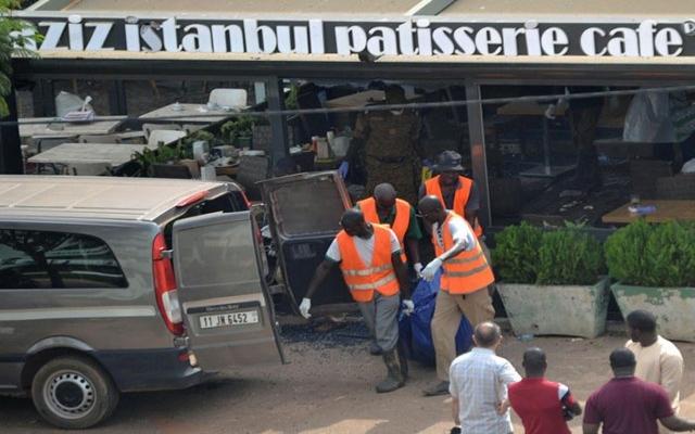 Burkina Faso'daki Aziz İstanbul restoranına saldırıyı hala üstlenen yok