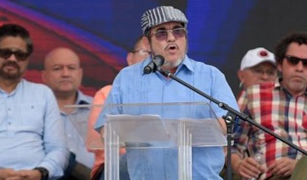 FARC'ın lideri, Kolombiya Devlet Başkanlığı'na talip oldu