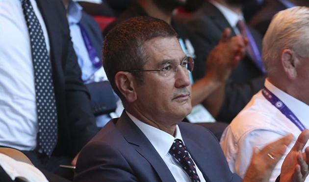 Canikli, ABD Savunma Bakanı ile görüştü