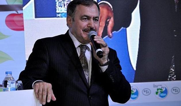 Eroğlu, Suudi Arabistan'ın Ankara Büyükelçisi Merdad ile görüştü