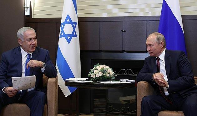 Netanyahu: İran'ın Suriye'de güçlenmesi İsrail için tehdittir